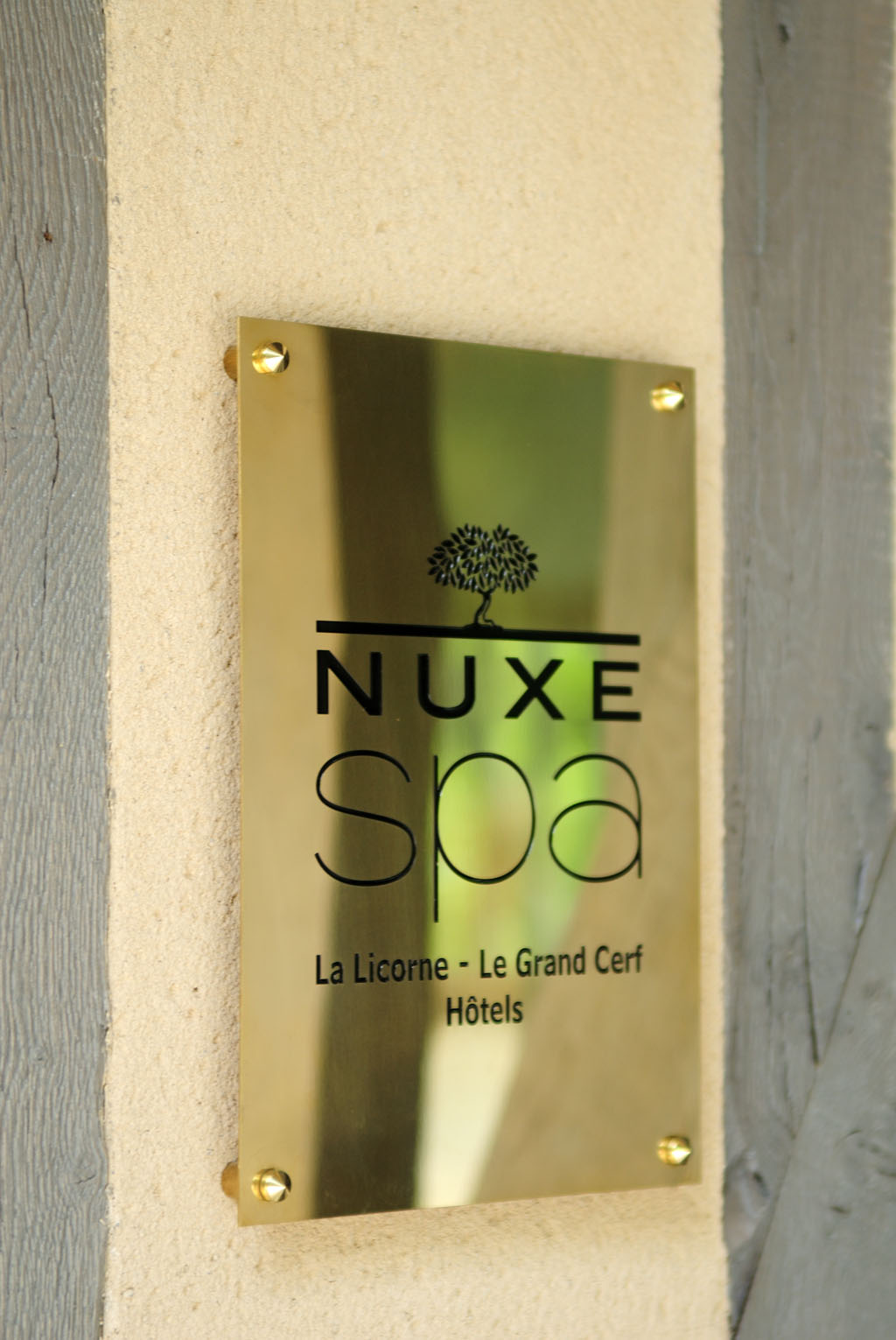 Spa nuxe normandie
